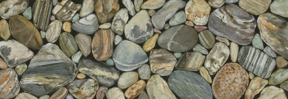 <h5>Mainestones, 26x13, giclee print available</h5>